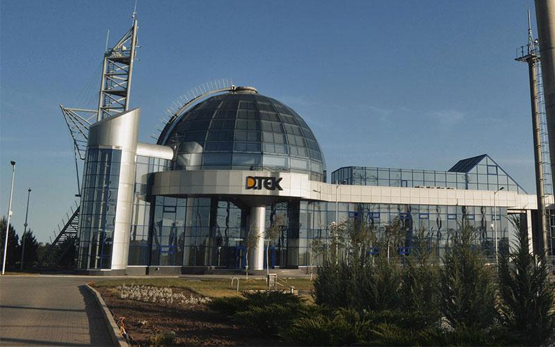 Ботиевская ветроэлектростанция, DTEK